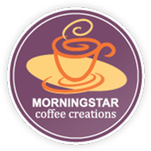 Morning Star Coffee Creations - Website Logo